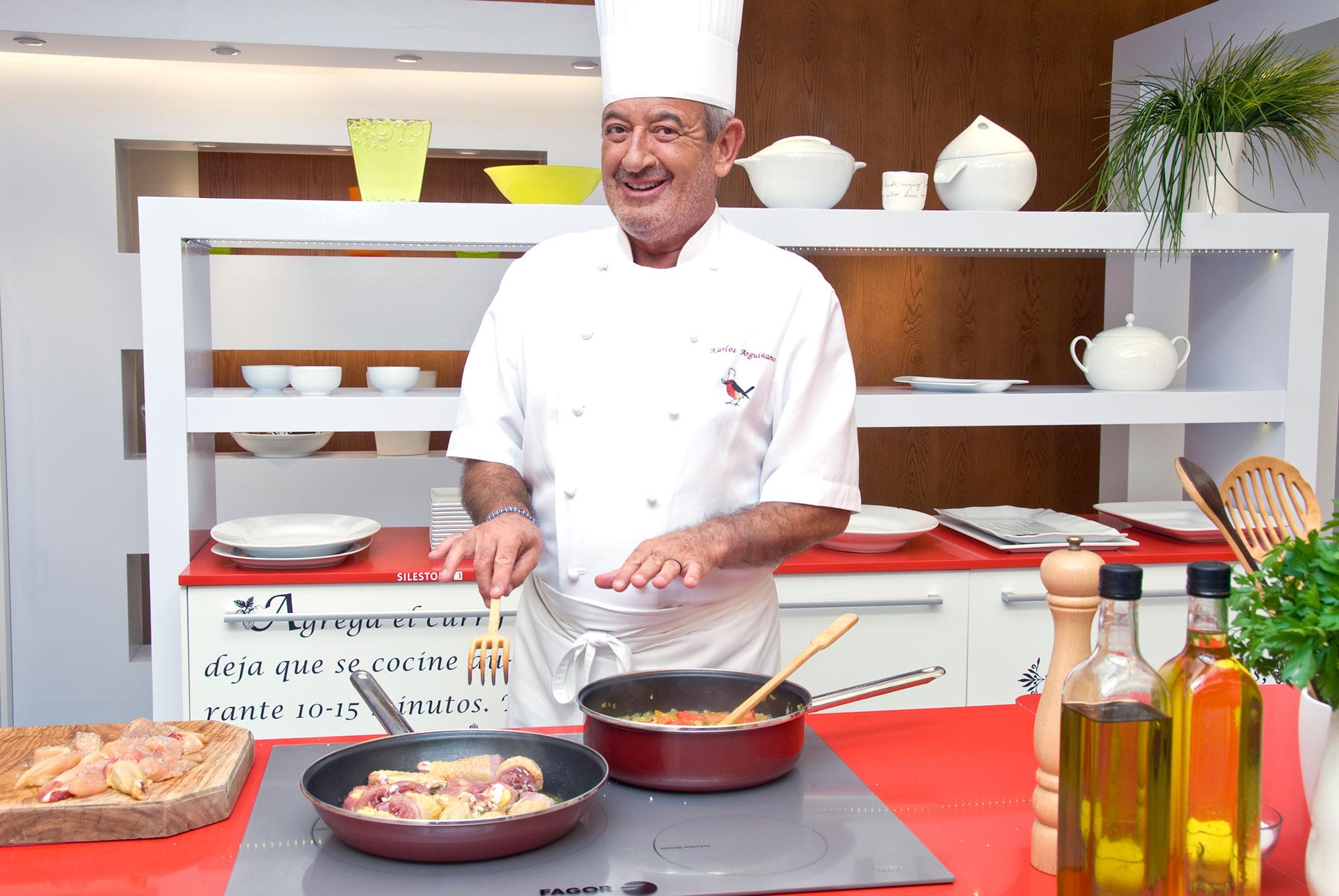 Karlos argui ano en tu cocina ventas internacionales for Cocina karlos arguinano